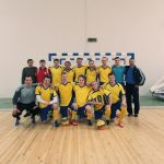 Третий групповой турнир XXII розыгрыша Кубка РБ по Футзалу