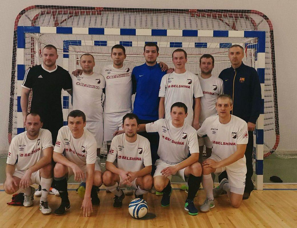 Команда «ФЗК» город Бобруйск, III групповой турнир XXII розыгрыша Кубка Республики Беларусь по Футзалу