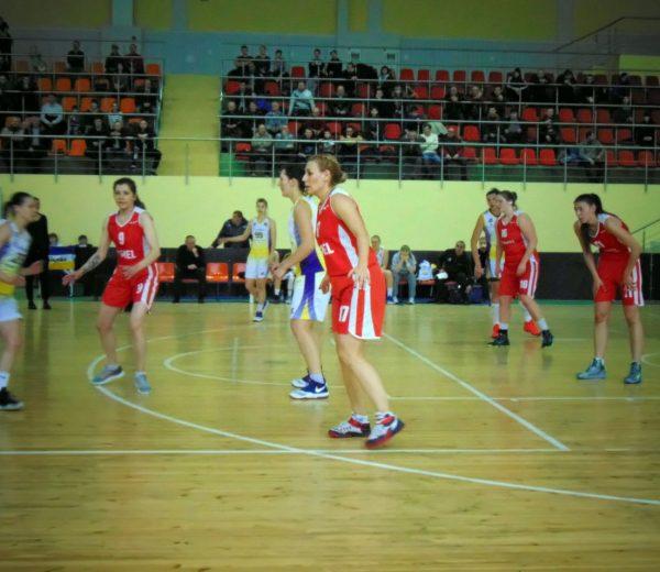 II этап XXV Чемпионата Республики Беларусь по баскетболу среди женских команд (Высшая лига)