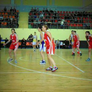 II этап XXV Чемпионата Республики Беларусь по баскетболу среди женских команд