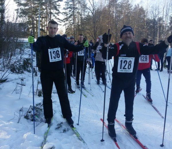 Столбцовсая лыжня 2017