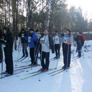 Столбцовская лыжня