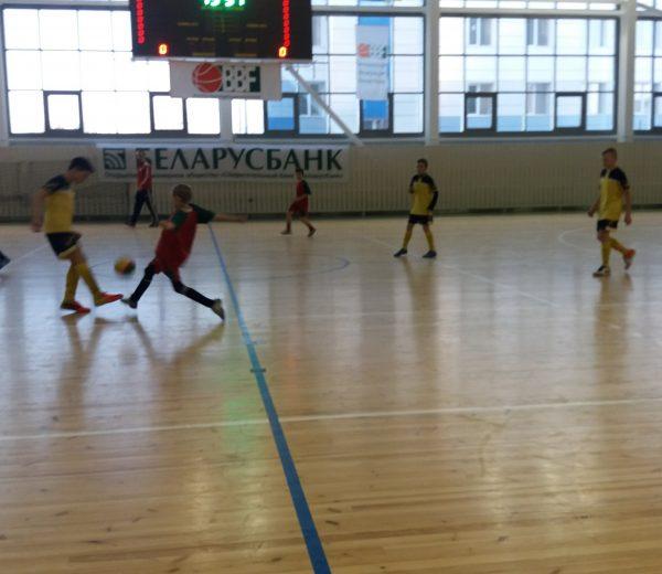 Областной финал Республиканского турнира «МИНИ-Футбол — в ШКОЛУ»