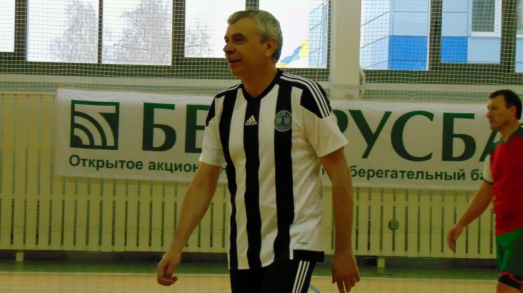 Зыгмантович Андрей, мастер спорта