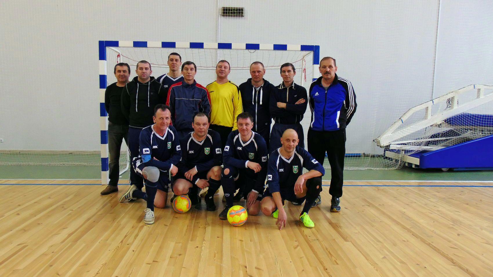 Команда из города Дзержинска