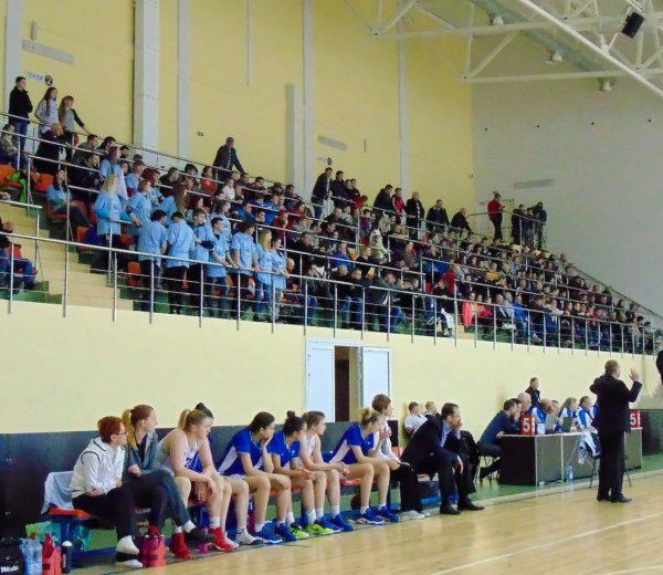 БК «ГОРИЗОНТ» VS БК «ЦМОКИ», Чемпионат Республики Беларусь по баскетболу женская лига