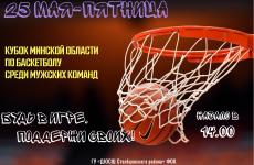 Кубок Минской области по баскетболу среди мужских команд
