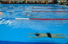 Открытое первенство по плаванию на базе ФОК ГУ «ДЮСШ Столбцовского района»