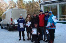 На Столбцовкой лыжне