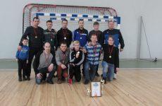 Кубок Столбцовского района по мини-футболу 2016 года
