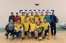 III групповой турнир XXII розыгрыша Кубка РБ по Футзалу